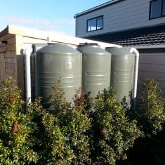 Slim Rainwater collection systems NZ