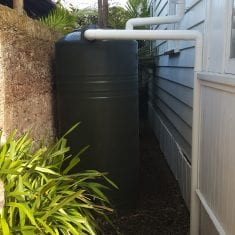 Bailey BTS4000 Tank for Rainwater