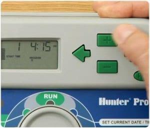 Hunter-controller-programming