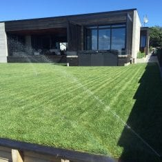 Auckland irrigation systems for a beautiful lawn