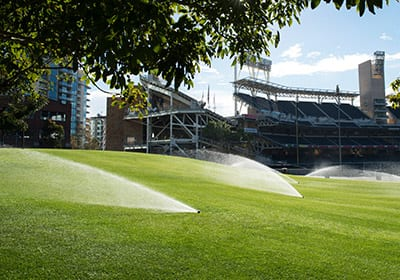 commercial irrigation - Irrigation – golf courses, sports fields, horse arenas, hockey turf