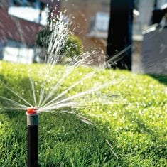 residential garden irrigation supplies NZ