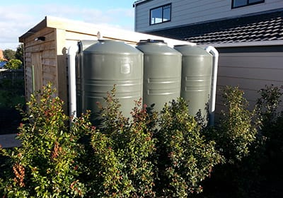 rainwater harvesting - Commercial