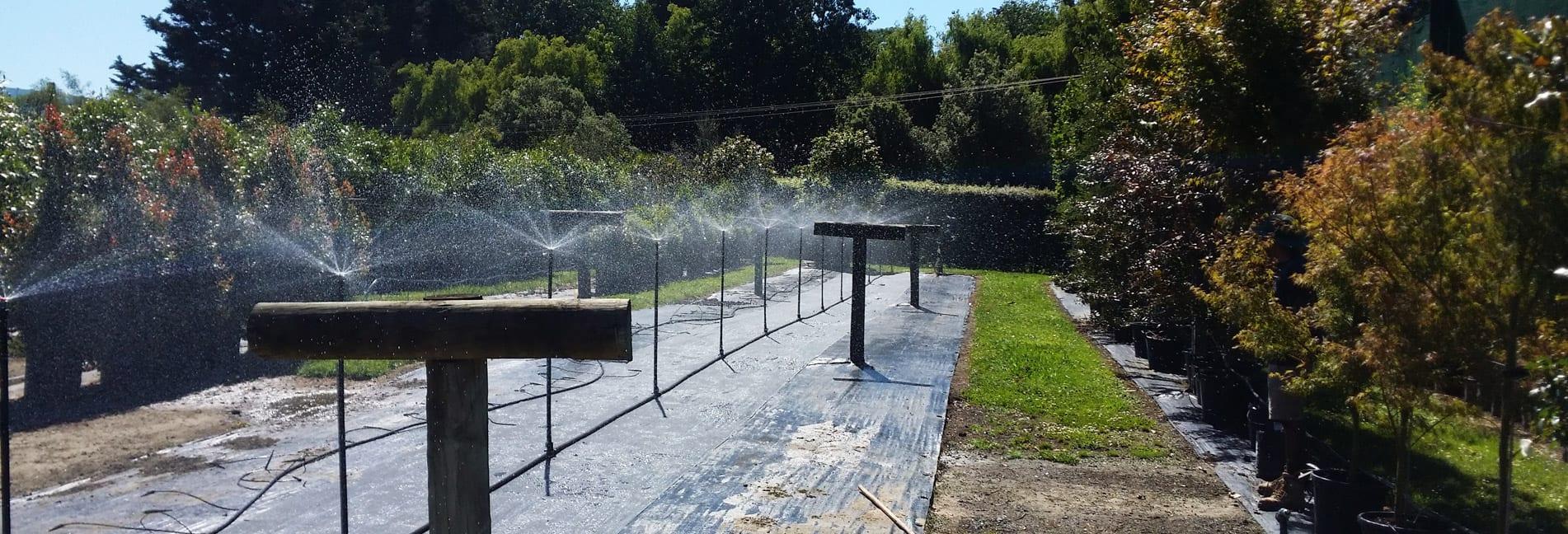 Garden irrigation systems New Zealand