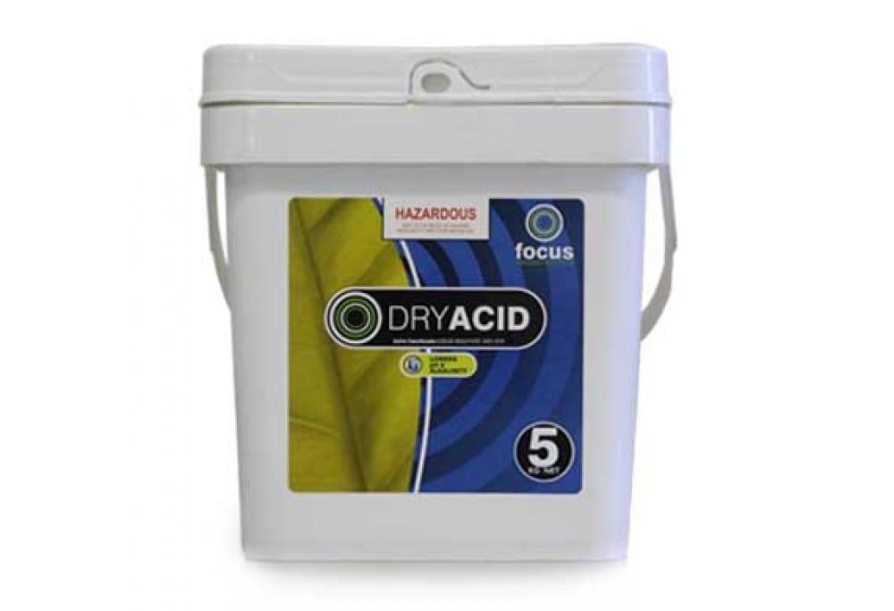 Focus Dry Acid, 5kg