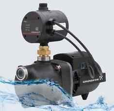 Grundfos JP Rain 4 PM1 Pump System