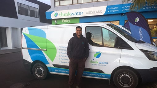 thinkwater auckland team member - Home